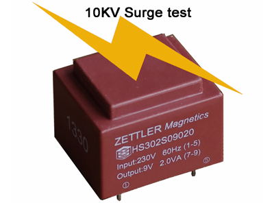 Surge Protected Transformers-SPT