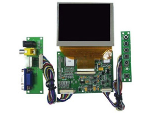 Turn-Key LCD Solutions for a Wide Array of Applications: Backpack Boards/Shields (Part 3/3)
