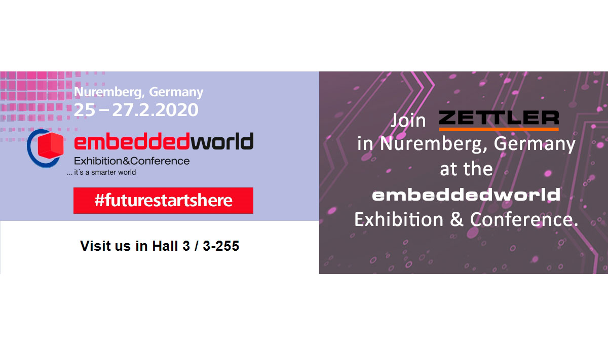 Participation Announcement of 2020 Embedded World Exhibition & Conference